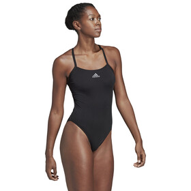 adidas Performance Swim Infinitex+ Uimapuku Naiset, black/grey